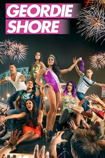 Geordie Shore Movie Poster