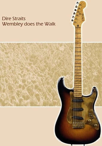 Poster of Dire Straits: Wembley Does The Walk