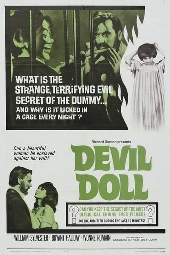 Poster of Devil Doll
