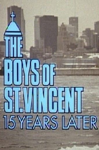 Poster of The Boys of St. Vincent: 15 Years Later
