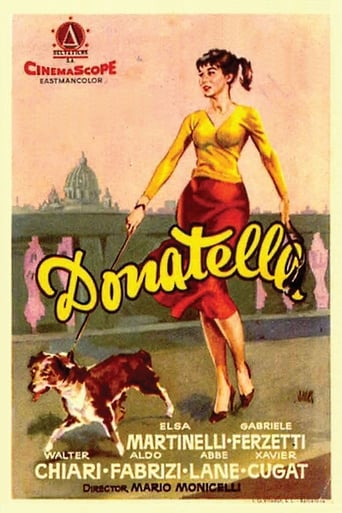 Poster of Donatella