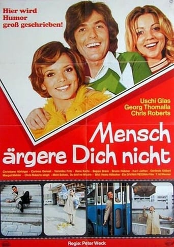 mensch rgere dich nicht 1972 the movie. Black Bedroom Furniture Sets. Home Design Ideas