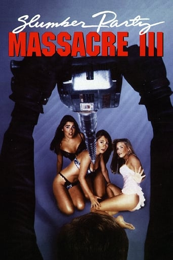 Poster of Slumber Party Massacre III