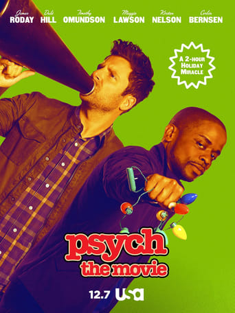 Watch Psych: The Movie Full Movie Online Putlockers