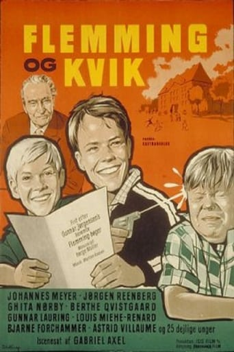 Poster of Flemming and Kvik