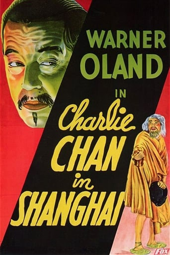 Poster of Charlie Chan in Shanghai