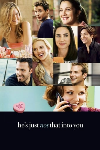 Official movie poster for He's Just Not That Into You (2009)