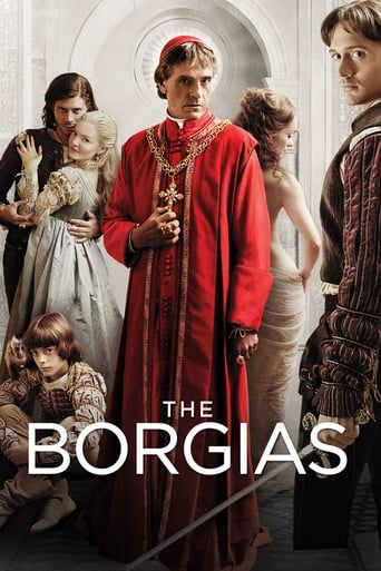 Poster of The Borgias