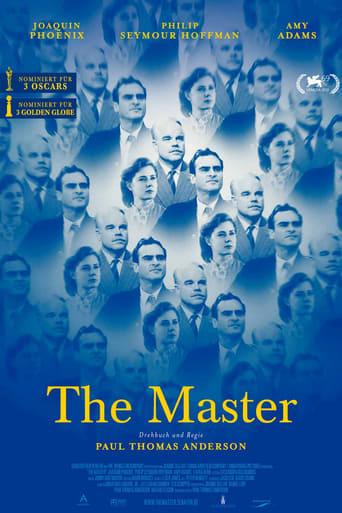 The Master - Drama / 2012 / ab 12 Jahre