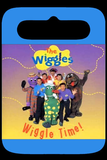 Poster of The Wiggles: Wiggle Time