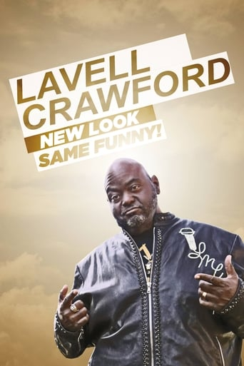 Poster of Lavell Crawford: New Look Same Funny!