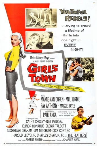 Poster of Girls Town