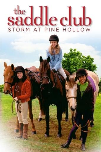 Saddle Club: Storm At Pine Hollow poster