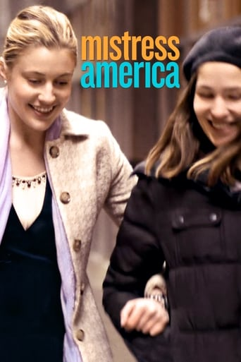 Poster of Mistress America