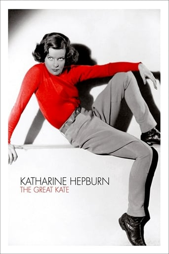 Poster of Katharine Hepburn: The Great Kate