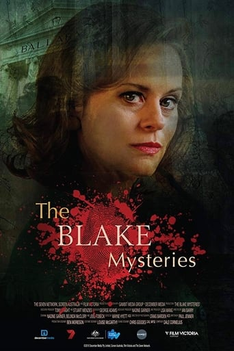 Poster of The Blake Mysteries: Ghost Stories