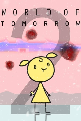 Poster of World of Tomorrow Episode Two: The Burden of Other People's Thoughts