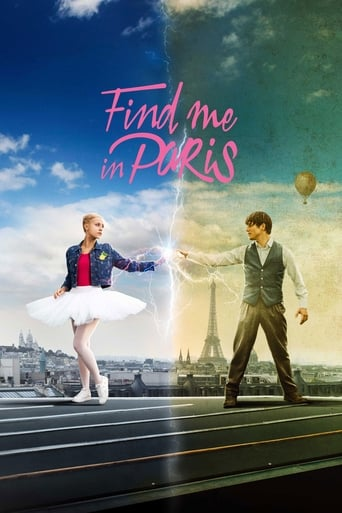 Find Me in Paris Poster