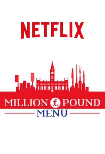 Million Pound Menu 1ª Temporada - Poster