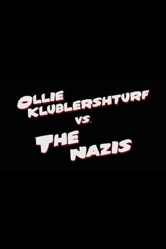 Poster of Ollie Klublershturf vs. the Nazis