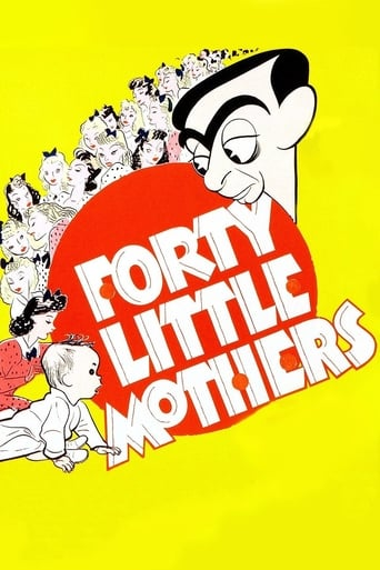 Poster of Forty Little Mothers