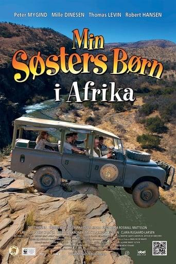 voir film Un safari en folie !  (Min søsters børn i Afrika) streaming vf