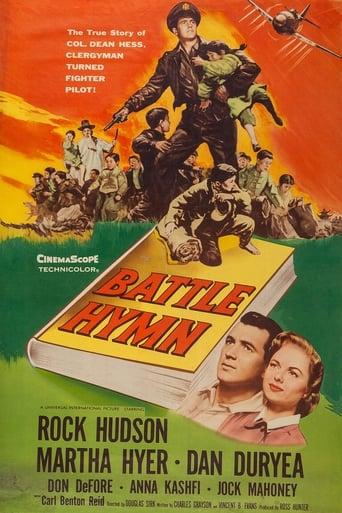 Poster of Battle Hymn