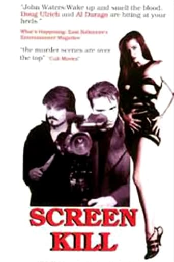 Poster of Screen Kill