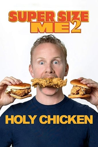 Watch Super Size Me 2: Holy Chicken! 2019 full online free