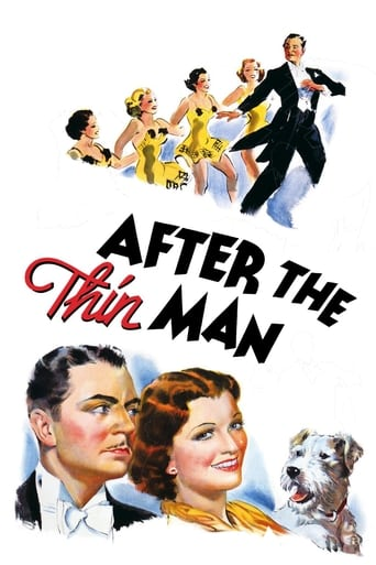 Poster of After the Thin Man