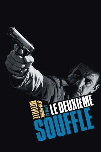 Poster of Le Deuxième Souffle