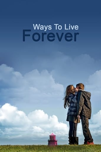 Poster of Ways to Live Forever