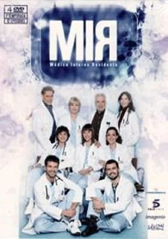 Poster of M.I.R.