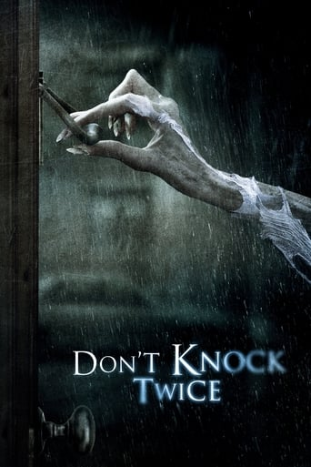 Poster of Don't Knock Twice