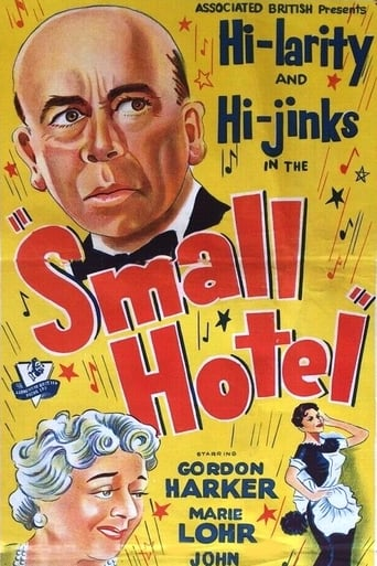 Poster of Small Hotel