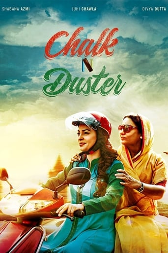 Poster of Chalk N Duster