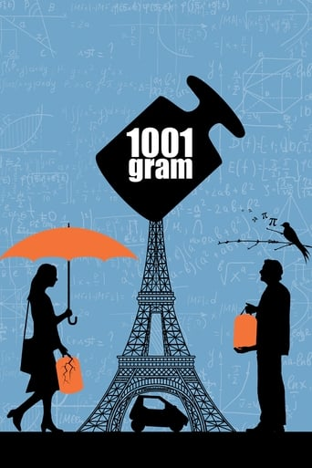 Poster of 1001 Grams