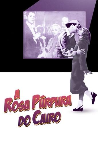 A Rosa Púrpura do Cairo - Poster