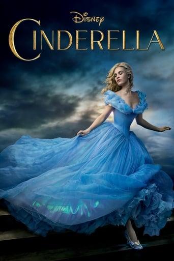 Cinderella (2015) - poster