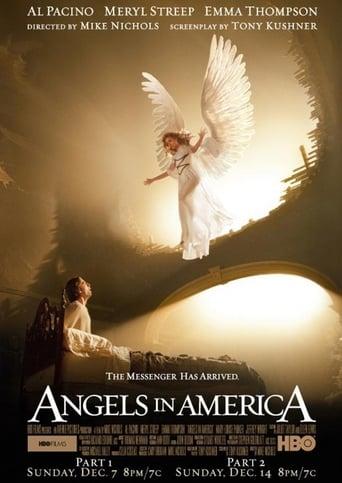 Anjos na América 1ª Temporada - Poster