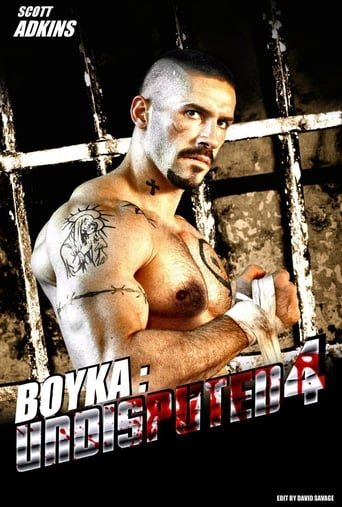 Poster of Boyka: Undisputed IV