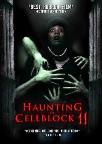 Poster of Haunting of Cellblock 11