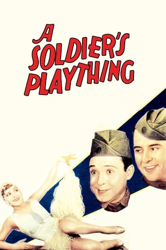 Poster of A Soldier's Plaything