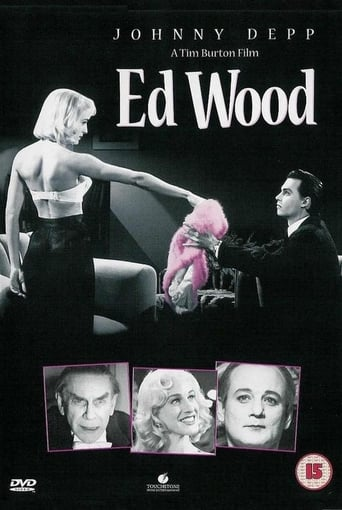 Poster of Ed Wood