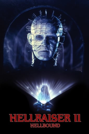 Poster of Hellraiser 2: Hellbound