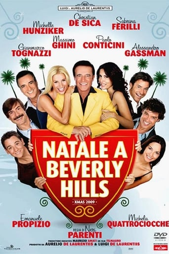 Poster of Natale a Beverly Hills