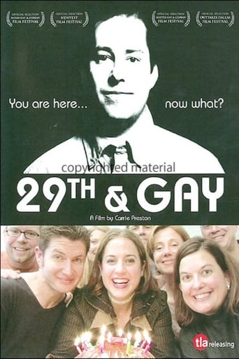 Poster of 29th and Gay