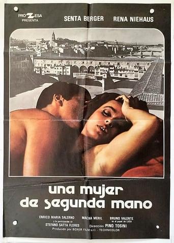 Poster of Una mujer de segunda mano
