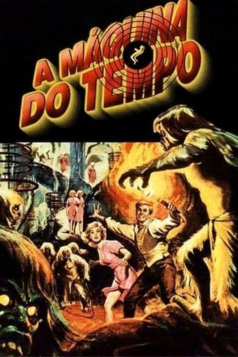 A Máquina do Tempo - Poster