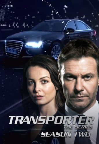 Transporter The Series 2ª Temporada - Poster